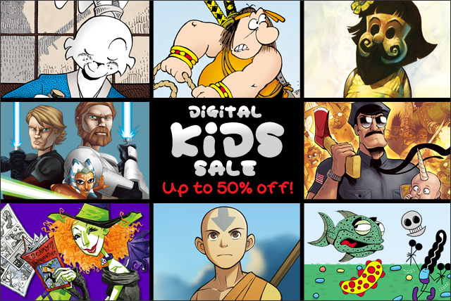 Kids sale now live!
