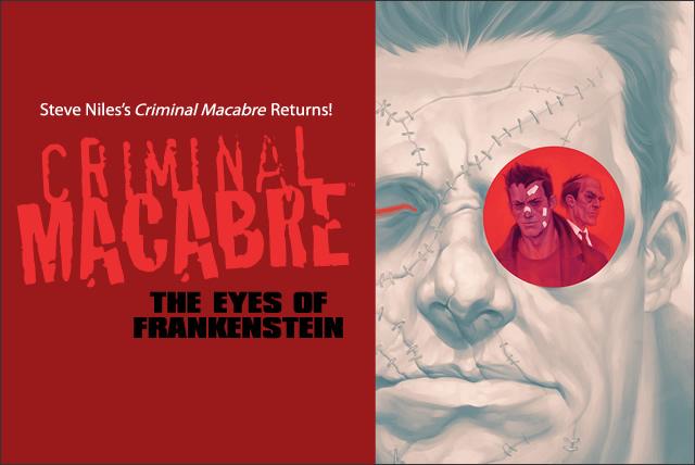 New Criminal Macabre!