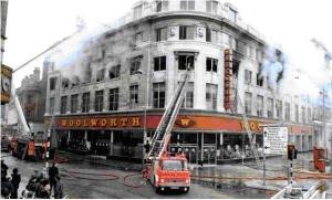 Woolworths Fire, Manchester 1979