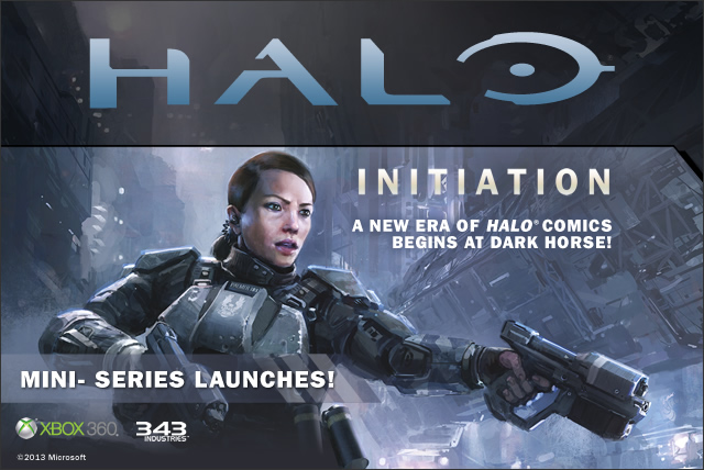 Halo comics are here!