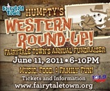 Fairytale Town's annual fundraiser, June 11