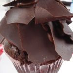 Chocolate Peanut Butter Cupcake Disney