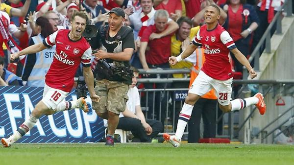 Arsenal end trophy drought with comeback win over Hull ...