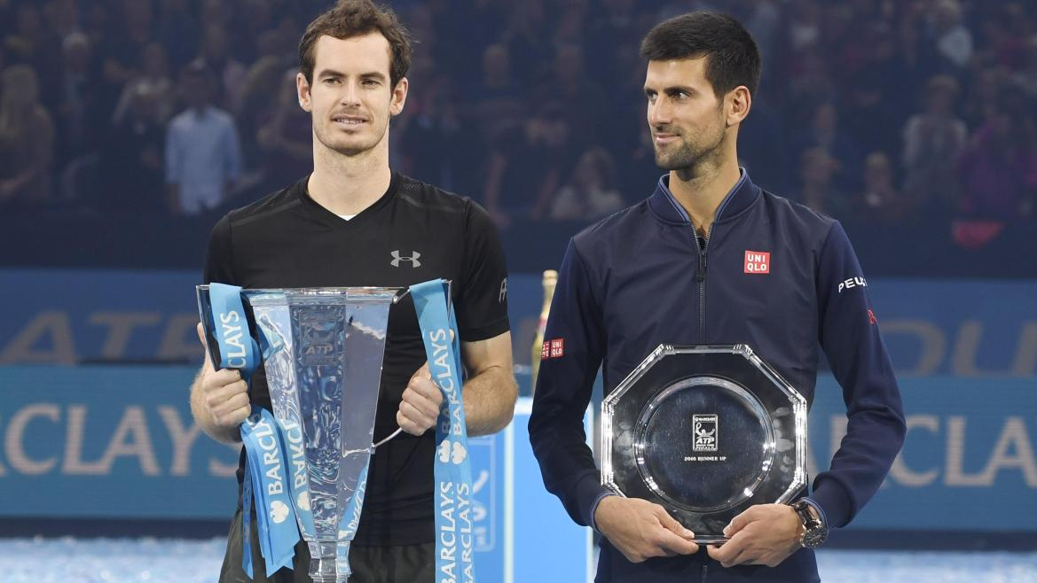 Novak Djokovic, regard envieux vers Andy Murray ?