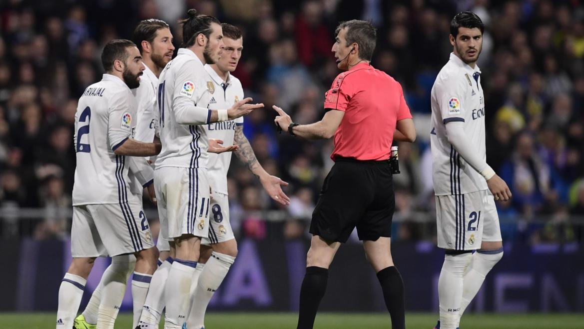 Gareth Bale expulsé face à Las Palmas