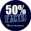50 Percent Facts