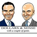 Dollars & Sense with a couple of gents