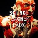 Science Teacher Lady