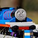 Thomas le moteur Lego