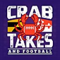 Crab Takes And Football   For Baltimore Ravens Fans