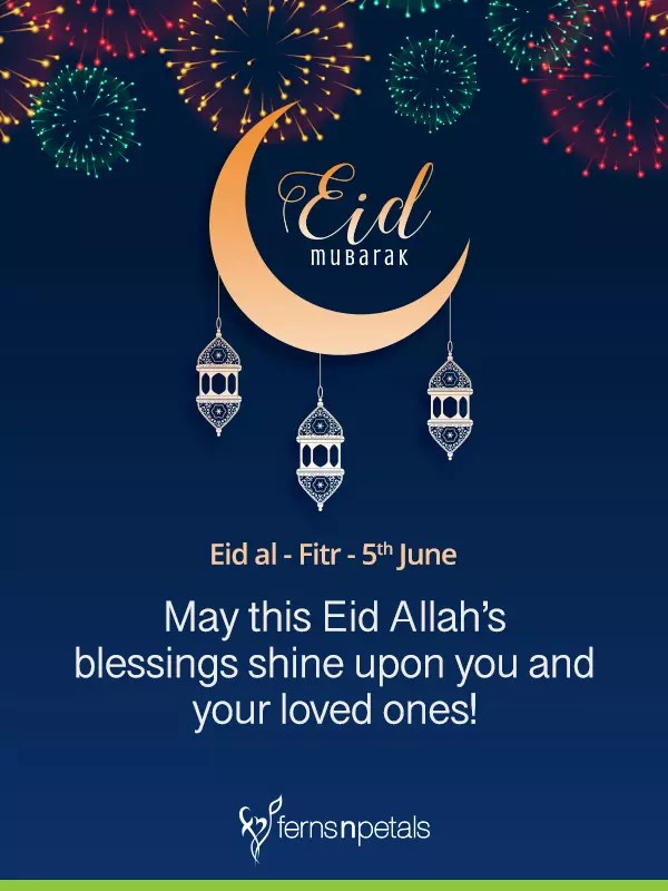 Eid Mubarak Wishes Quotes Amp Messages Send Eid Al Fitr E Greetings