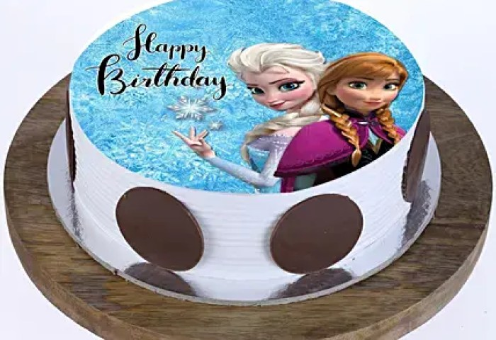 Cartoon Birthday Cake Cartoon Cake Designs Ferns N Petals