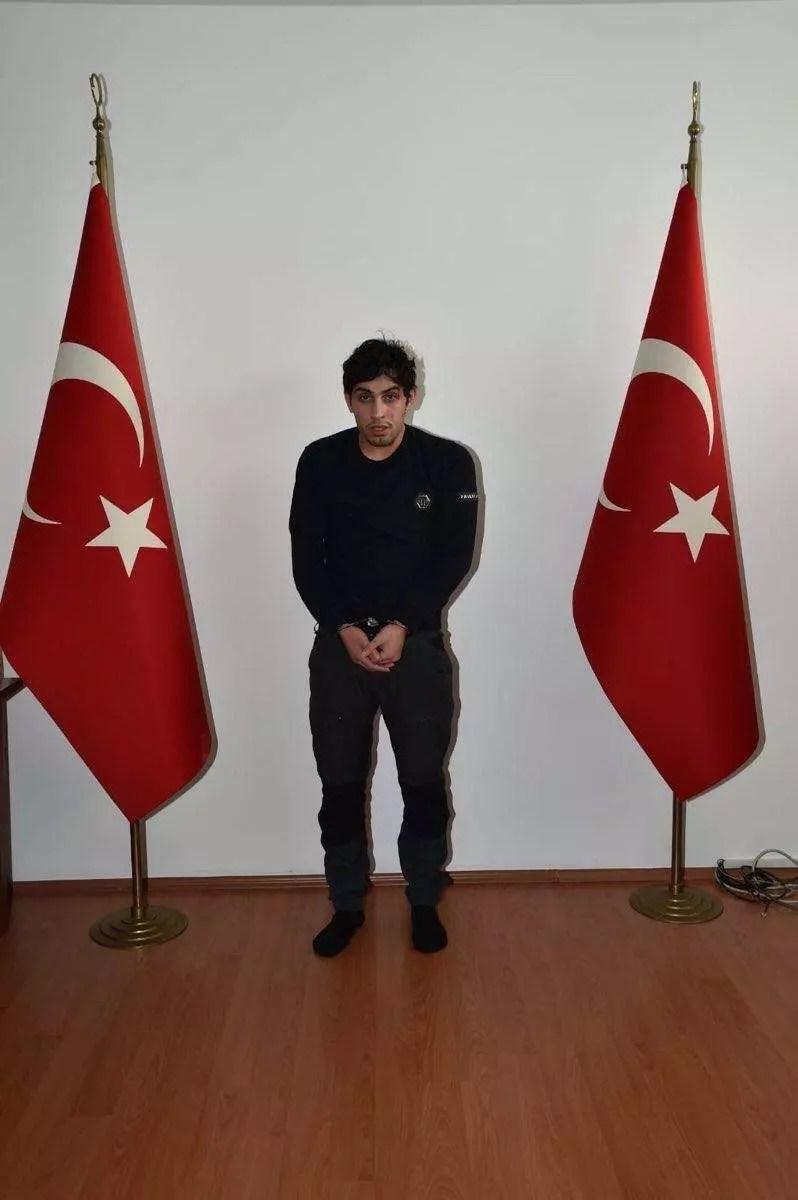 Terör örgütü PKK'nın sözde Cizre gençlik sorumlusu Resul Özdemir.