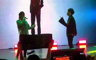【赵泳鑫】《给我们的信》-20180727上海咪咕演唱会