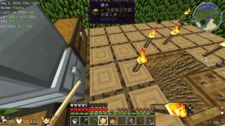 【时魔小源】我的世界拔刀剑EP10制作妖刀铁木刃