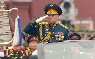2019年俄罗斯卫国战争胜利74周年红场大阅兵1080P