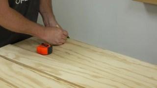 【展示】How To Make A Door From Plywood(生肉)