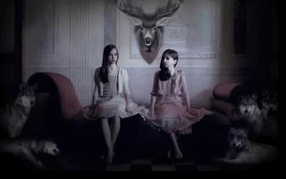 【诡异短片】少女与少女