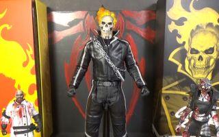 DOWNLOAD] GTA V - Ghost Rider mod by JulioNIB电影• 52movs com