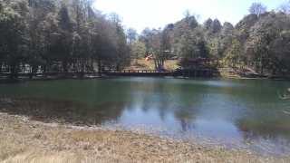国家级森林公园--磨盘山穷游