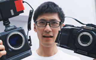 【影视飓风】使用一亿像素的中画幅相机拍视频是什么体验?