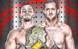 【WWN】EVOLVE Wrestling 125 冠军赛:Austin Theory  vs. Kyle O'Reilly