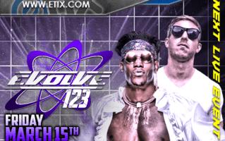 【WWN】2019.03.16 EVOLVE Wrestling  123(720P)