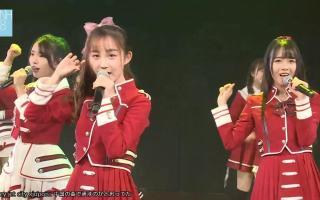 SNH48 Team XII X HII 联合公演 海外弹幕版 (歌曲CUT)