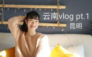 Emma's vlog   云南昆明   美食诱惑   石林探索