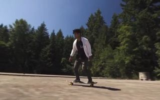【滑板】长板,长板的快速连招!!