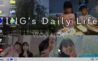 JING's VLOG 004