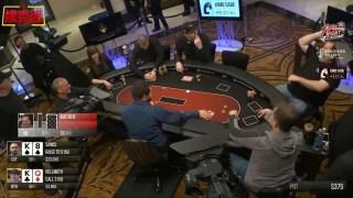 德州扑克:论牌桌上打嘴炮,hellmuth可没怕过谁