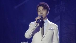 孟瑞 - 晚安夜 (孟瑞2nd香港粉絲見面會)