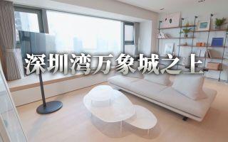 枯燥!2000万只能买一房一厅的深圳湾豪宅长什么样?