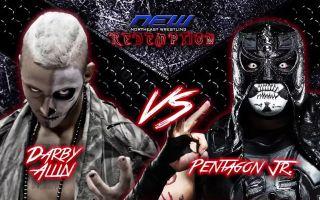 2018.11.09 NEW Redemption - Darby Allin vs. Penta El Zero M