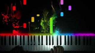 【特效钢琴】我 ! 达文西,真的很枯燥.