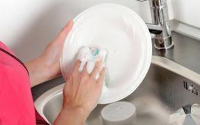 鸡蛋狂魔—如何洗盘子