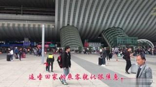 有一个地方即使交通枢纽又是打卡圣地——深圳北站