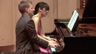 【钢琴】Anderson 与 Roe 演奏 拉赫玛尼诺夫 练声曲