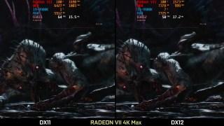 FFXIV-Shadowbringers Benchmark Maximum Settings 4K RADEON