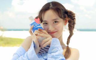 【林娜琏】海边清爽女孩的矿宝力CF撒娇  pocari sweat广告更新cut