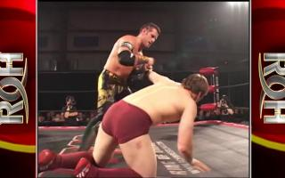 MCMG vs Bryan Danielson&Austin Aries