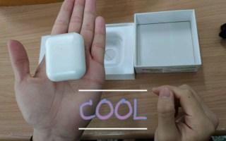 【鱼小鱼】Apple AirPods2开箱上手体验~真·妙不可言