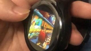 室友买的手表玩地铁酷跑笑死我了哈哈