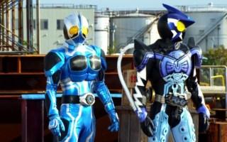 """2051年骑着摩托艇的假面骑士?未来骑士 """"假面骑士Aqua"""""""
