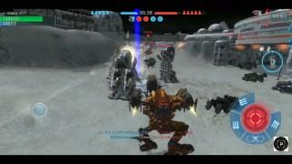 War Robots【Prince/Android】2 Million Damage Gameplay