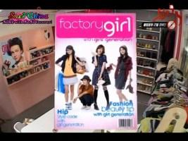 压箱底系列之少女时代2008年综艺Factory Girl合辑