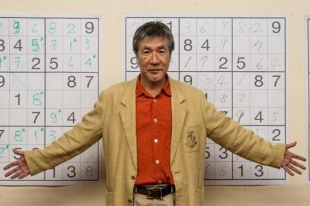 "sudoku وفاة ""أب السودوكو"" الياباني عن 69 عاما أدب و فنون"