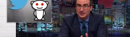 Image for John Oliver Nails Just How Terrifying The Internet Can Be For Women