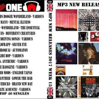MP3 NEW RELEASES 2017 WEEK 15